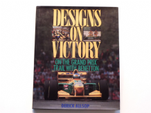 DESIGNS ON VICTORY - ON THE GRAND PRIX TRAIL WITH BENETTON (1993)